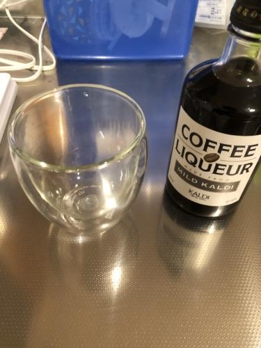 コーヒーリキュール マイルドカルディ